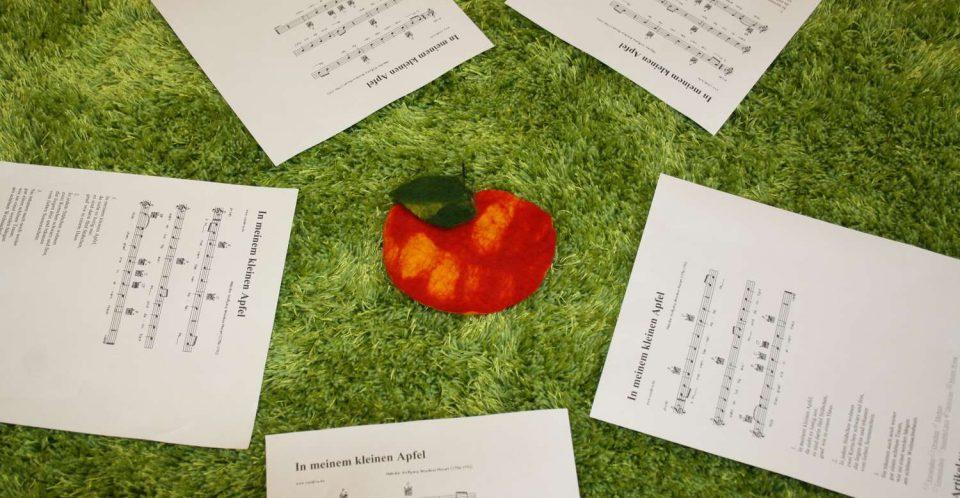 Liedtexte - vitamin R - Eltern Kind Gruppen
