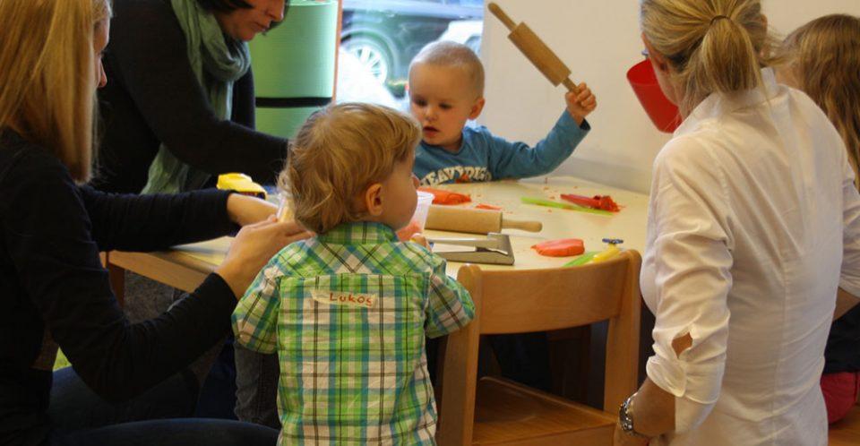 Eltern-Kind Treff bei vitamin R