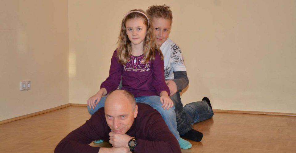Familiengruppe Familienzeit bei vitamin R