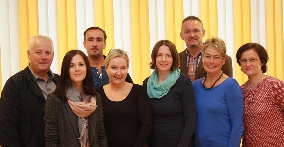 Gruppenbild Spendenübergabe Generali
