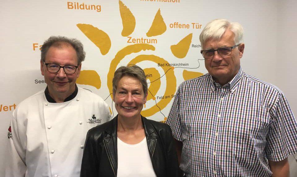 Rotary Club Bad Kleinkirchheim unterstützt seit über einem Jahrzehnt vitamin R mit über € 6.000,-- jährlich