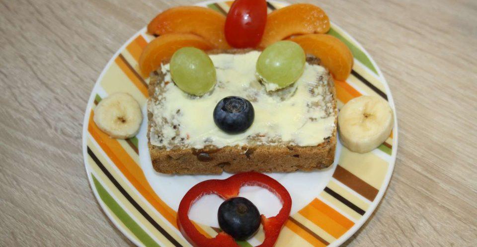 Jausenteller - vitamin R
