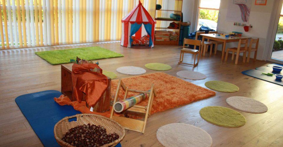 Eltern-Kind-Gruppen Raum bei vitamin R