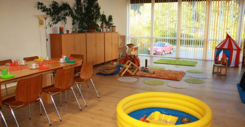 Eltern-Kind-Gruppen - Raum bei vitamin R