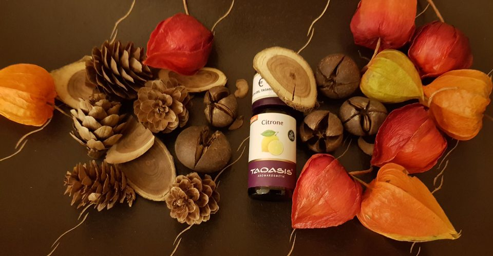 Entspannung mit Aroma Duft bei vitamin R