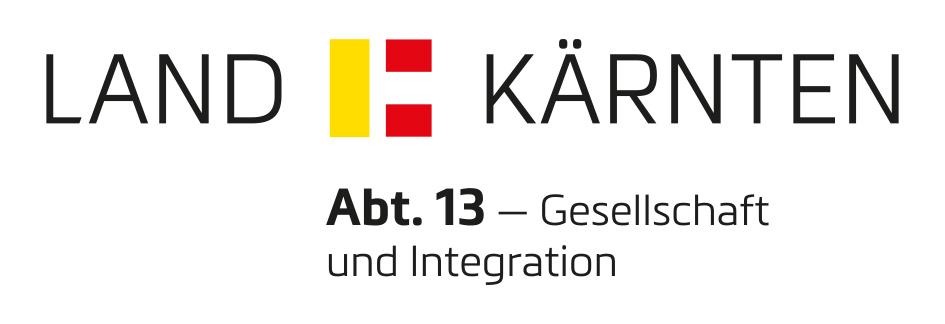 Öffentliche Mittel, Land Kärnten, Abteilung 13 - Gesellschaft und Integration